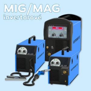 MIG/MAG invertorové