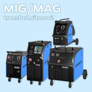 MIG/MAG transformátorové